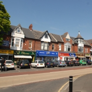 Retail Units, High Street, Forest Hall